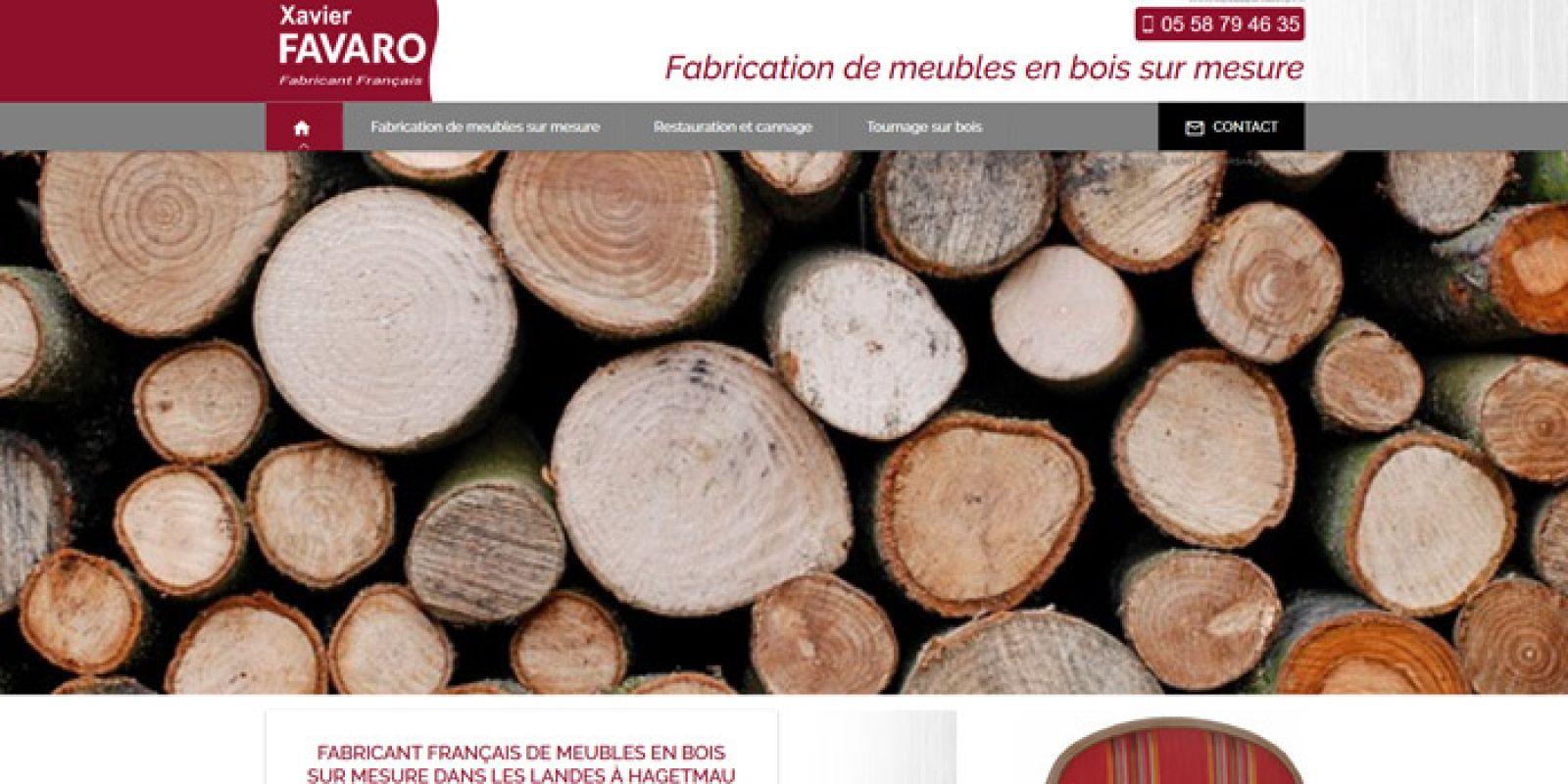 Ebeniste Mont De Marsan meubles favaro ebéniste fabrication de meubles sur mesure